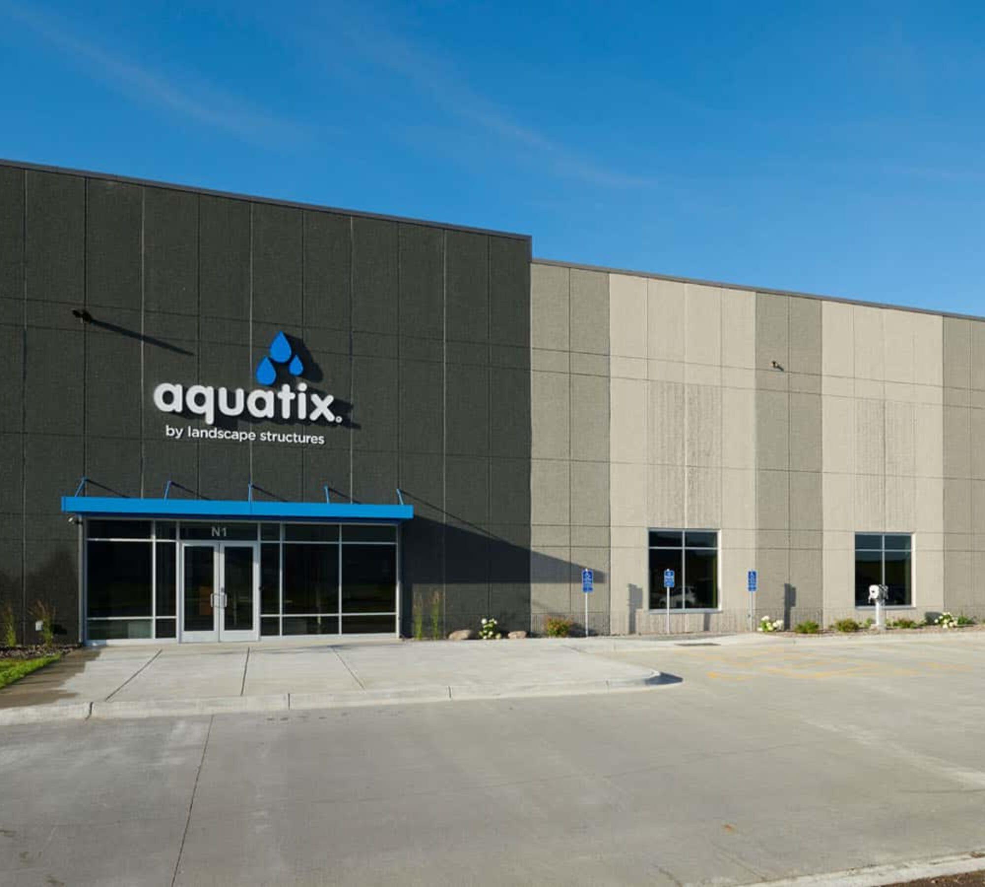 Aquatix by Landscape Structures